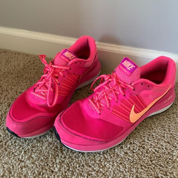 Nike Shoes | Womens Hot Pink Dual